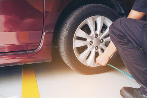 príprava pneumatík na uskladnenie