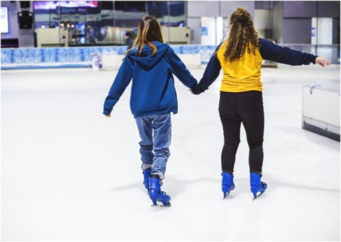 amaterské korčuľovanie