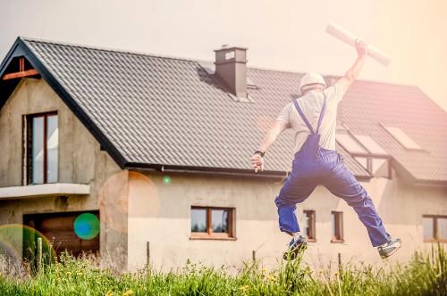 Čo všetko treba vedieť pred stavbou domu