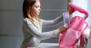 Ako by správne mala vyzerať detská školská taška