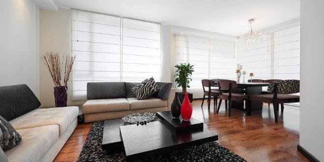 Praktické a jednoduché tipy, ako si zariadiť krásnu obývaciu izbu