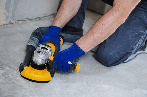 Pracujete s betónom? Bez kvalitnej brúsky na betón sa nezaobídete