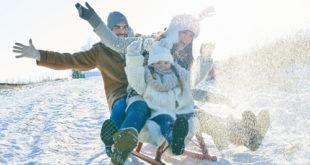 Návod ako zabaviť deti v zime