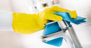 Základné pravidla na čistenie kúpeľne