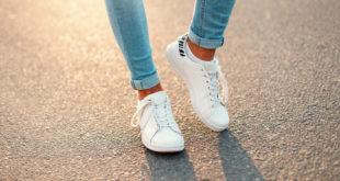 Dámske tenisky – módne nielen pre milovníčky športového štýlu