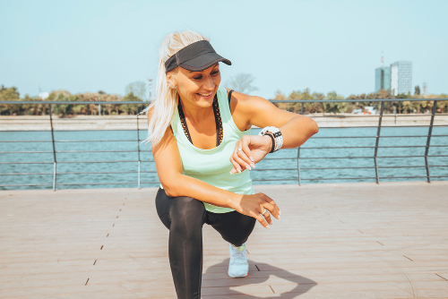 Návod ako začať s cvičením