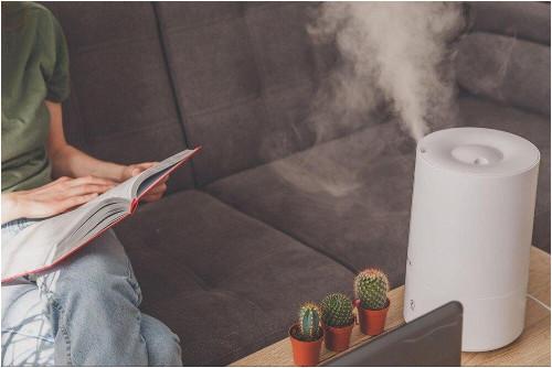 Zvlhčovač vzduchu proti alergiám